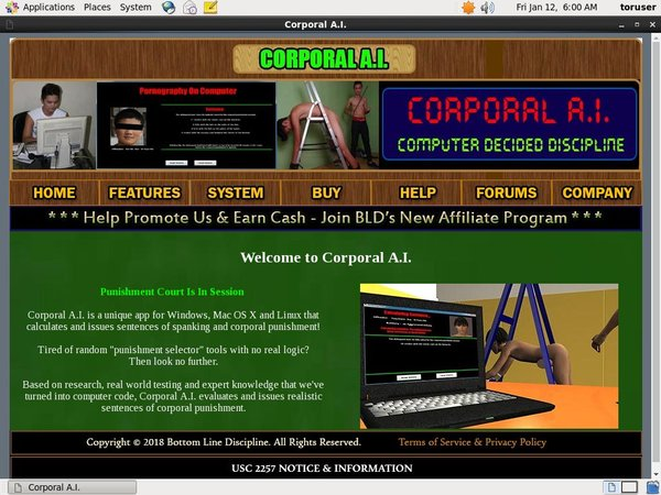 Corporal A.I. With Discover Card