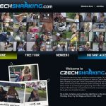 Czechsharking.com Discount Monthly