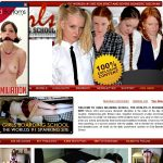 Girls Boarding School Free Scene