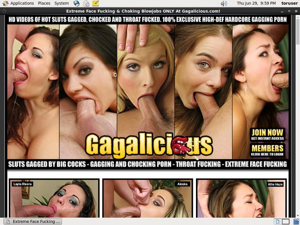 How To Get Gagalicious For Free