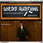 How To Get On Sordid Auditions For Free