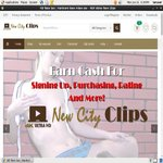 New City Clips Account Free
