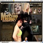Pass For Mature Dom