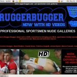 Rugger Bugger Register Form