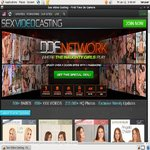 Sexvideocasting.com Save 50% On 30Day Pass