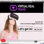 Sign Up For Virtualrealtrans