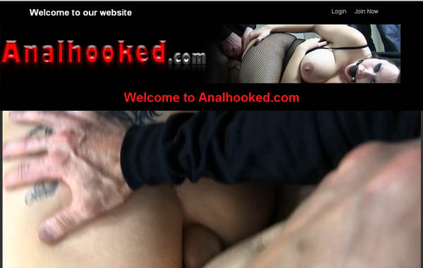 Analhooked Discreet