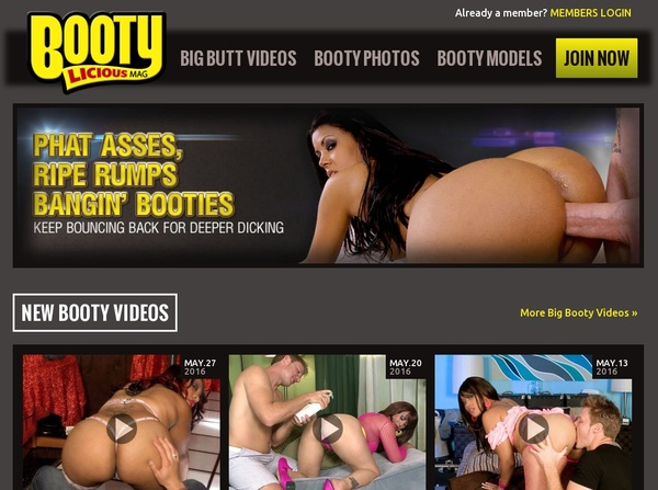 Bootylicious Mag Films