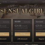 Sensual Girl Discount Coupon