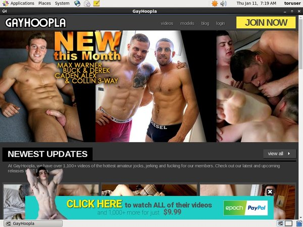 Gayhoopla Discount Offer