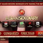 Asian Sex Diary Sample