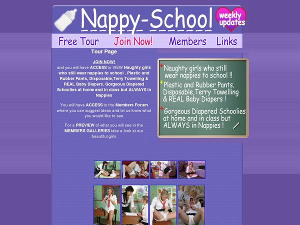 Nappy School Secure Purchase