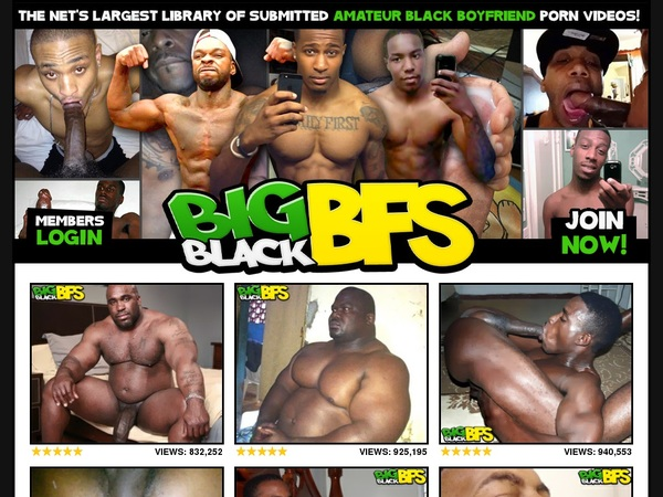 Big Black BFs Tube