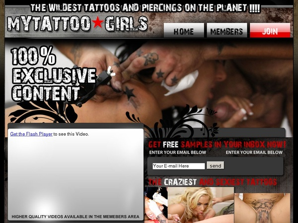 Free Acc For Mytattoogirls
