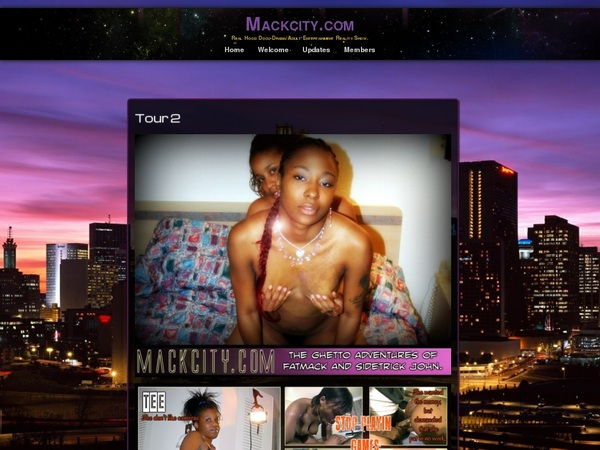 Subscribe To Mack City