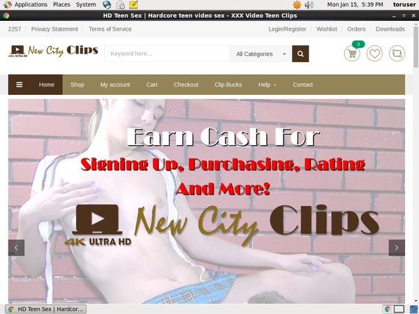 New City Clips Paysite Review