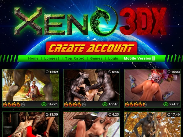 Xeno 3DX Lifetime Membership