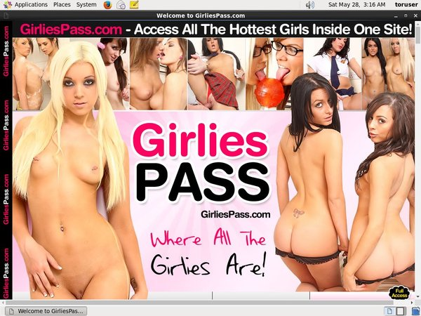 Free Account To Girlies Pass