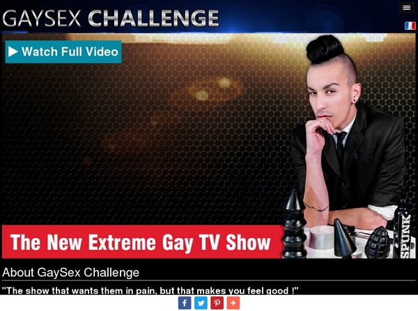 Gaysexchallenge.com With IDeal