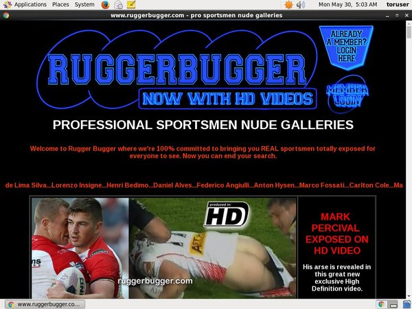 Rugger Bugger Paypal Trial