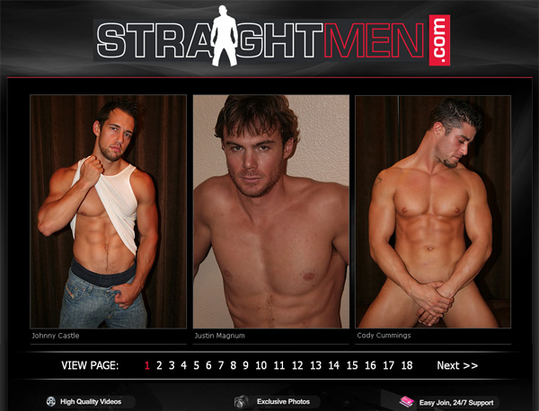 Straightmen.com Join Now